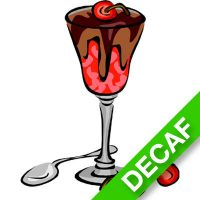 Chocolate Cherry Kiss DECAF
