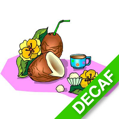 Coconut Fudge DECAF