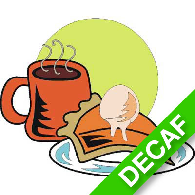 Pumpkin Spice DECAF